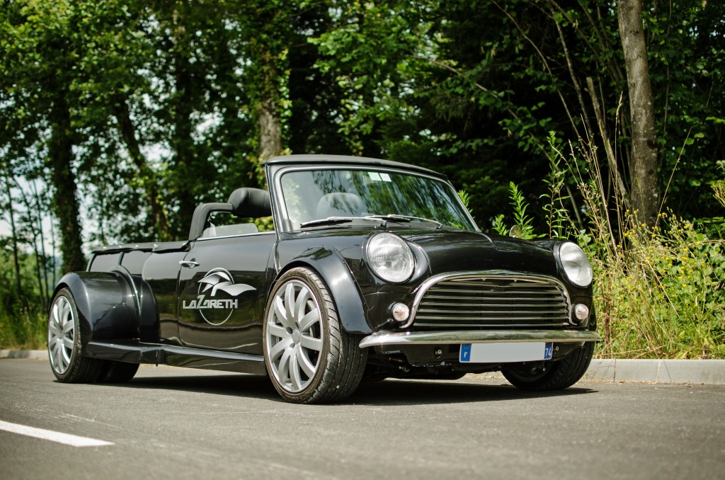 Mini V8 pick up