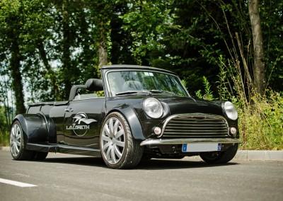 Mini V8 pick up