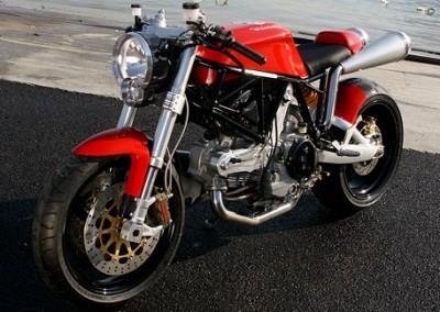 Ducati 1000 Miles