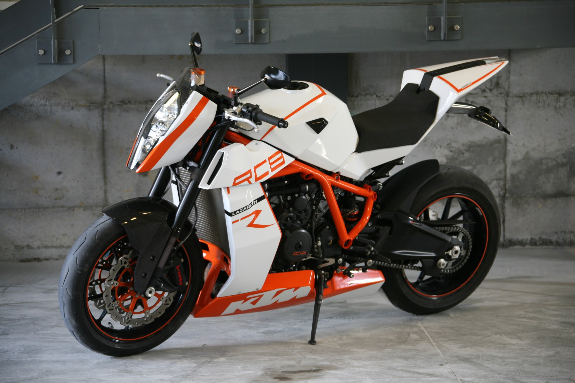 KTM Rc8 Street