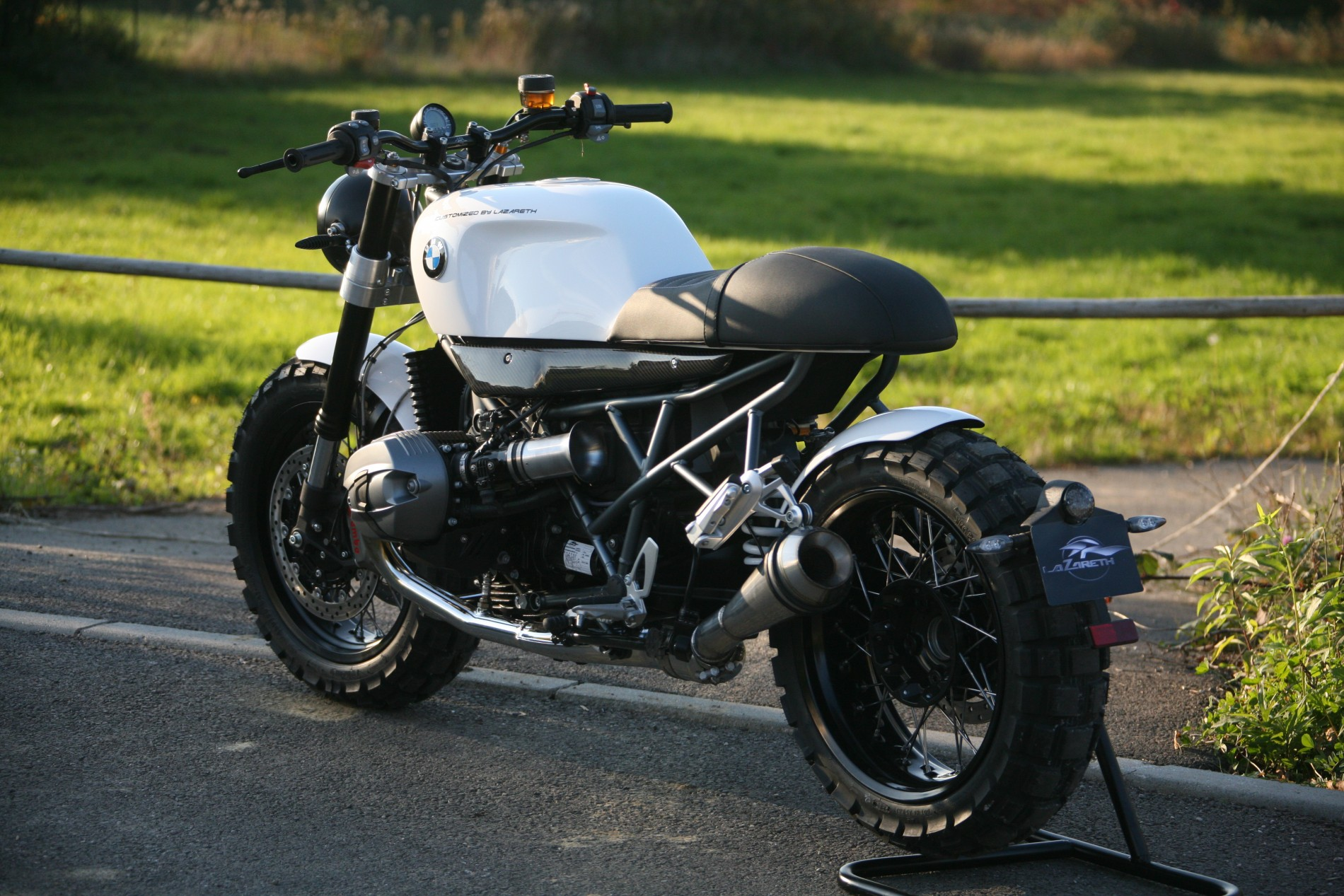 Bmw R1200r Scrambler 2014
