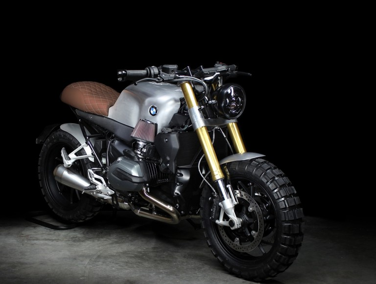 Bmw R1200r Scrambler – 8 built from the limited edition of 10 bikes