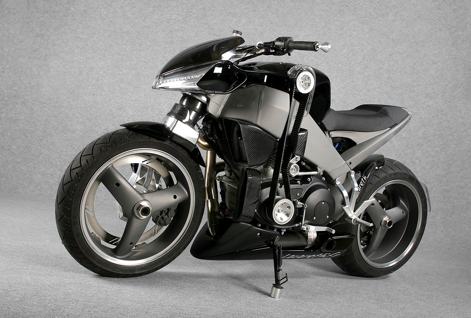 Buell XB12S