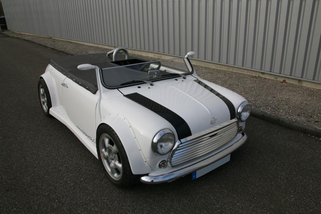 Mini V8 Roadster