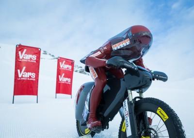 Concept bike – Record du monde de vitesse
