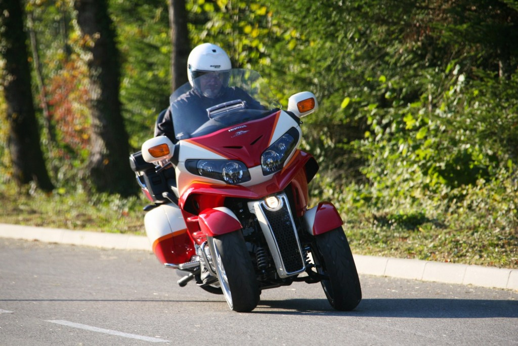 Honda Goldwing Lazareth