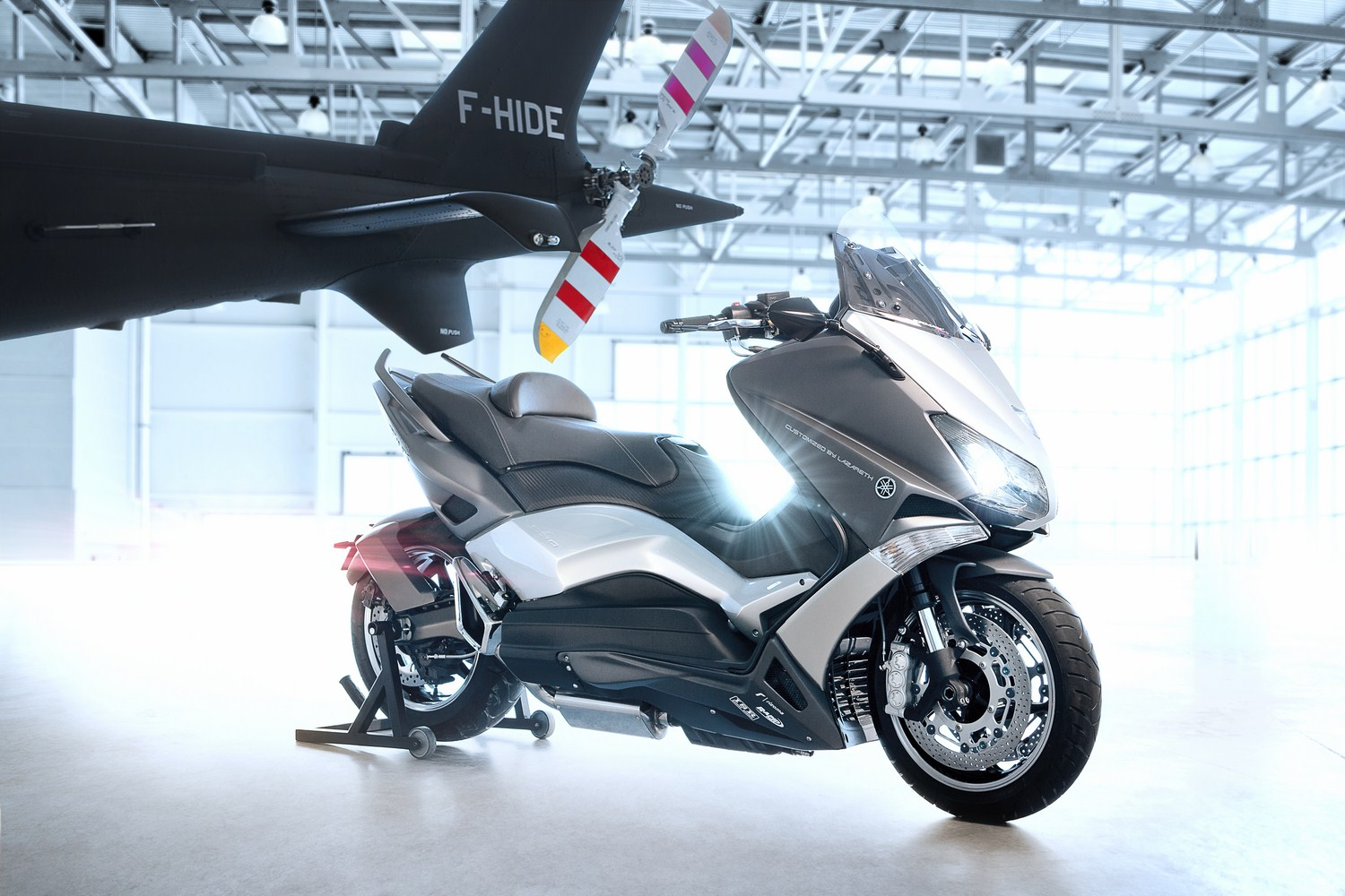 Yamaha 530 Tmax Hypermodified