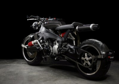 Lazareth - Caferacer - Yamaha R1 - Back to the future (2)
