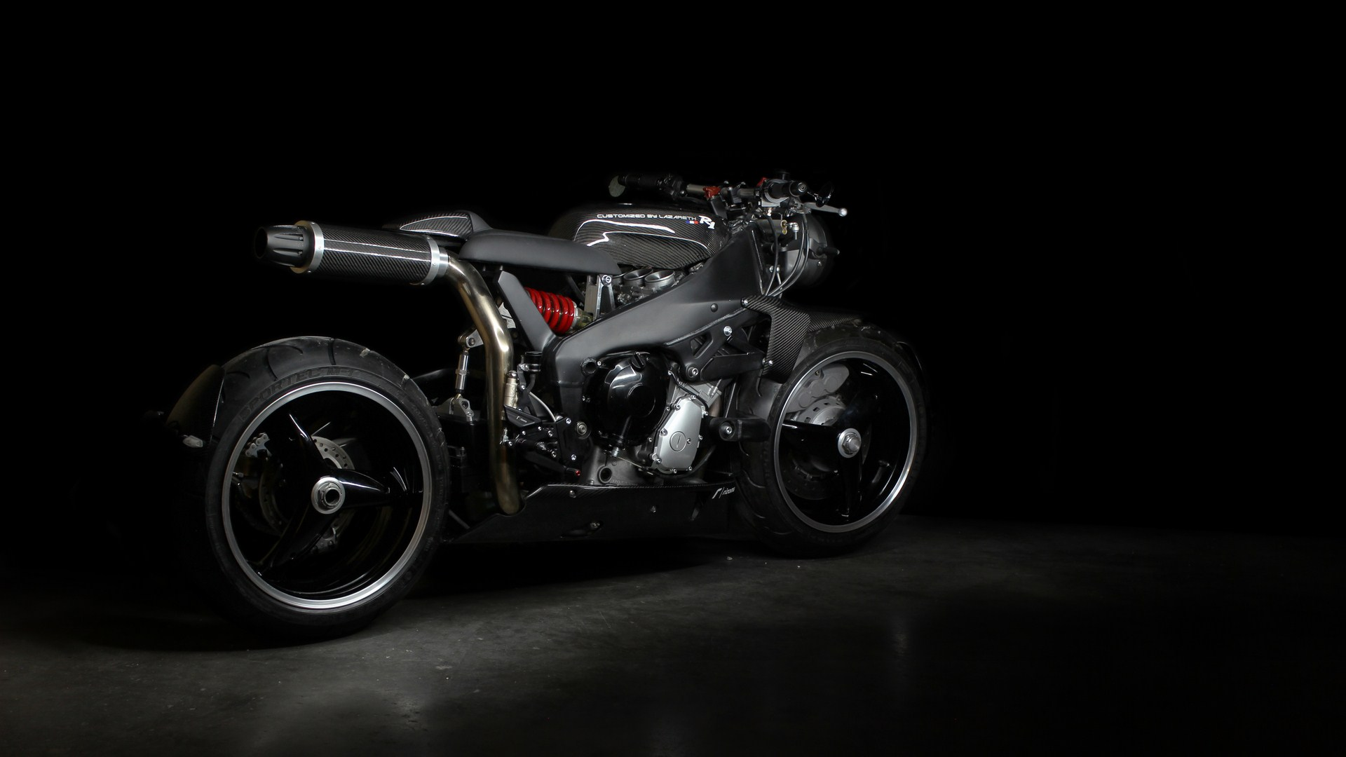 Lazareth - Caferacer - Yamaha R1 - Back to the future (4) (Copier)