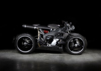 Lazareth - Caferacer - Yamaha R1 - Back to the future (5)