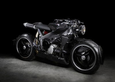 Lazareth - Caferacer - Yamaha R1 - Back to the future (6)