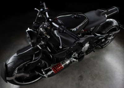 Lazareth - Caferacer - Yamaha R1 - Back to the future (8)