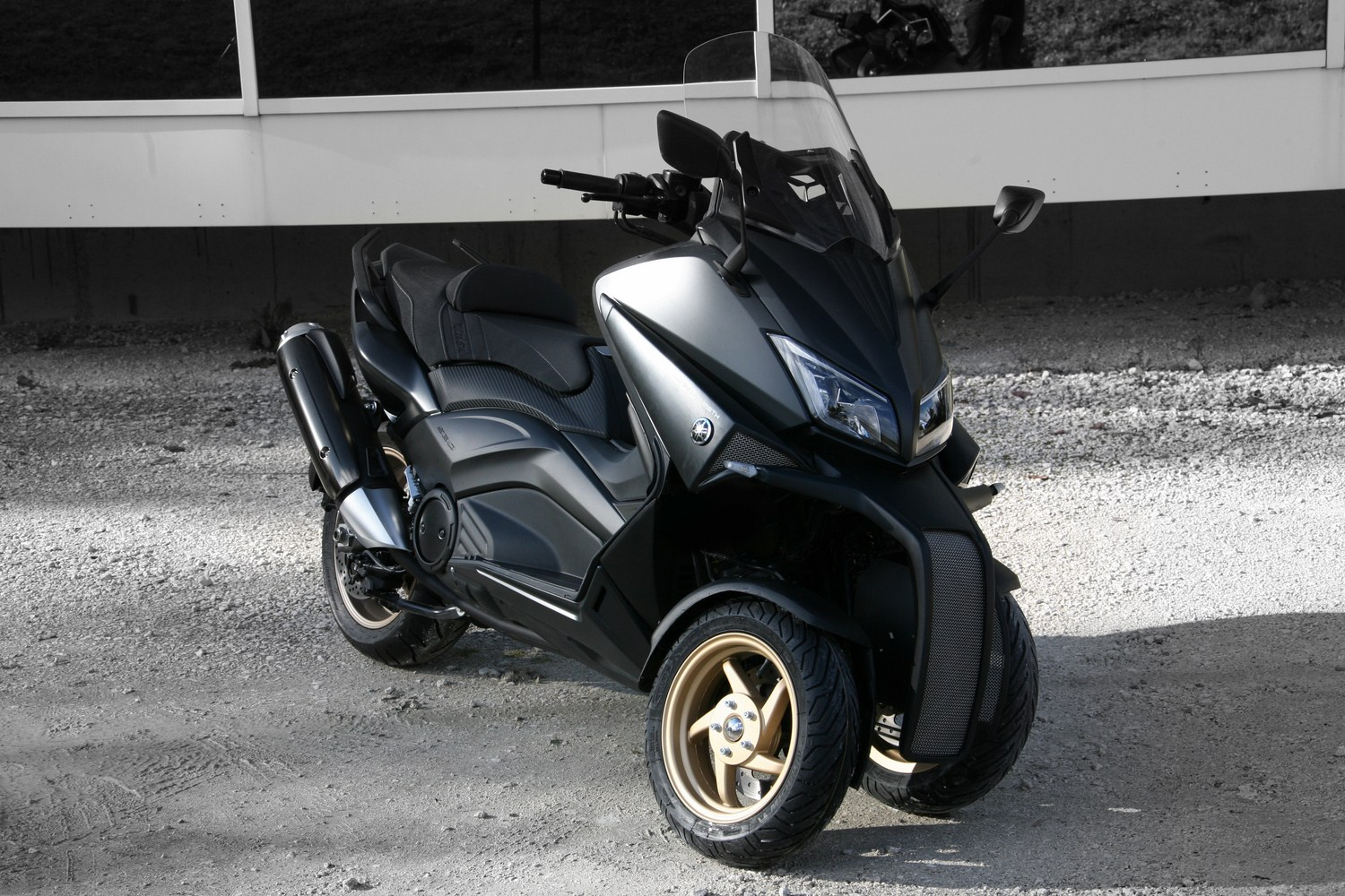 Yamaha 530 Tmax MT3 2017