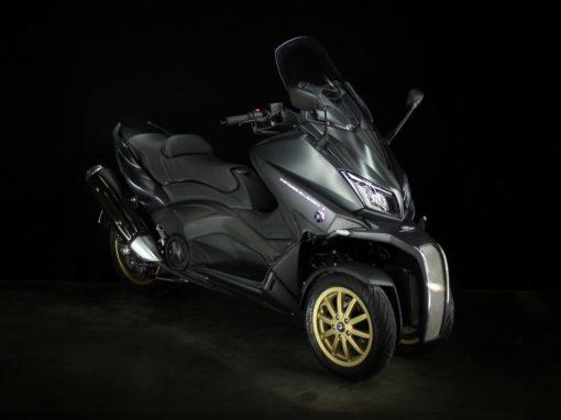 Yamaha 530 Tmax MT3 – 35.000€