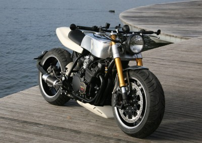 Yamaha 650 Turbo