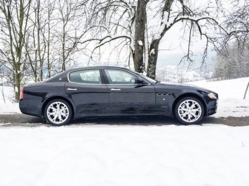 Maserati Quattroporte V8 4L7 S BVA