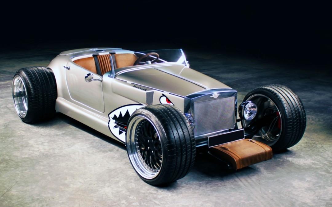Hot Rod V12 – 200.000€