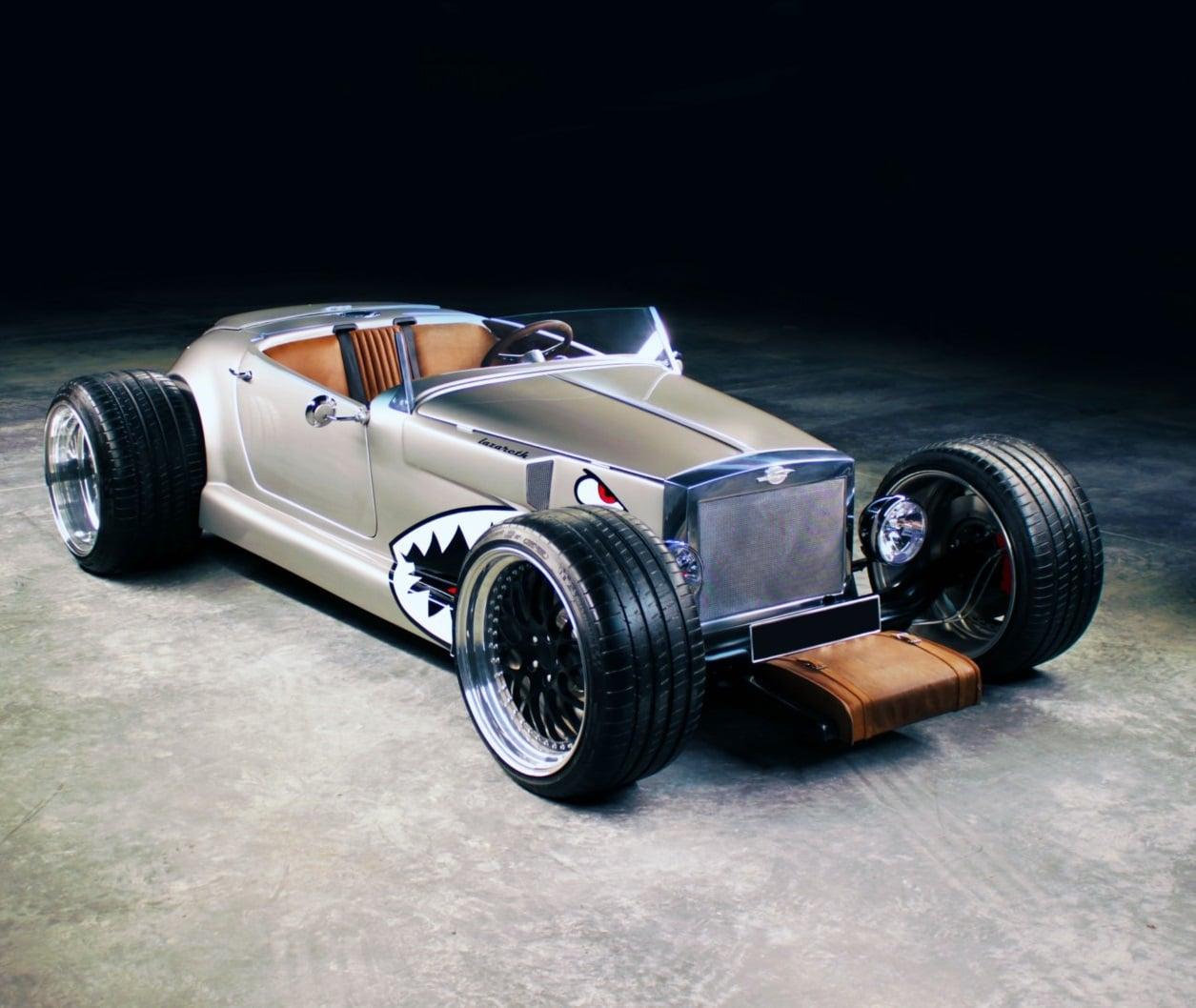 Hot Rod V12 Hybrid