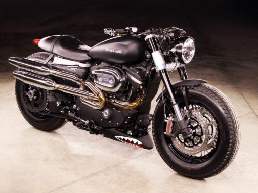Harley Davidson by Lazareth
