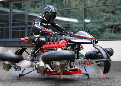 LMV 496 «La Moto Volante»