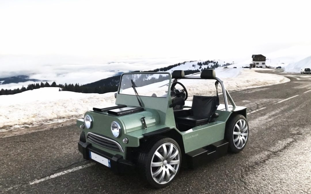Mini V8 M